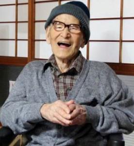 Японец Джироемон Кимура - 116 години