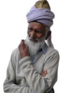 Най-старият човек на земята Фероз-ун-Дир Мир