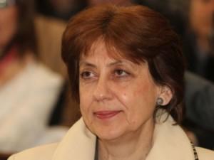 Единствената жена-премиер в историята на България