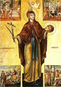 Св. Параскева Римлянка