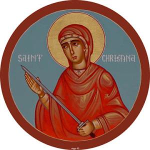 Света Христина - 24 юли