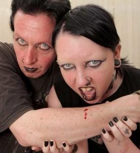Вампирска любов!?