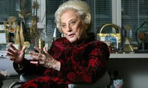 Мюриел е сключила сделки за милиарди долари през своя живот