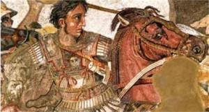 Александър Македонски умира през 323 г. пр. Хр. на 34-годишна възраст