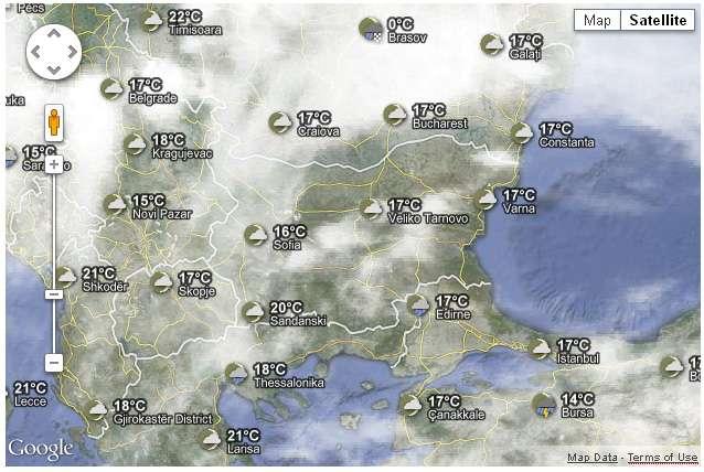 Ледена епоха приближава България