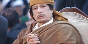 Диктаторът Муамар Кадафи е жив!