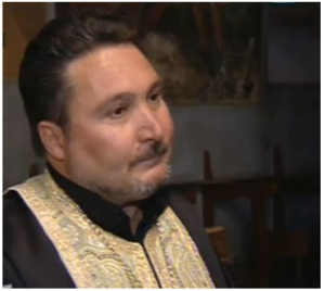 Отец Михаил лекува болни от рак