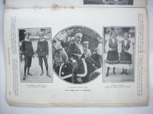 Принцовете Борис ІІІ и Кирил, заедно с двете им сестри княгините Евдокия и Надежда