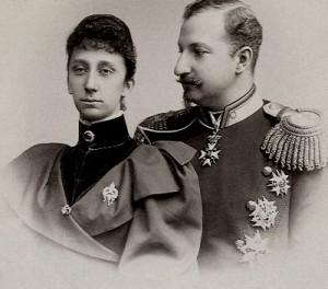 Княгиня Мария-Луиза и княз Фердинанд І