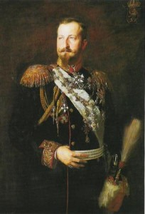 Младият княз Фердинанд І
