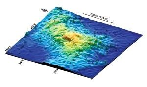 На дъното на Тихия океан се намира най-големият вулкан на Земята