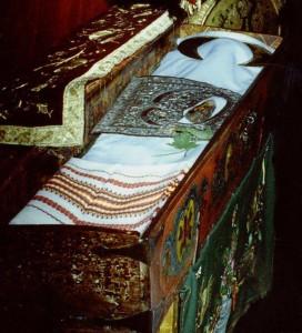 Това са чудотворните мощи на Св. Иоан Рилски