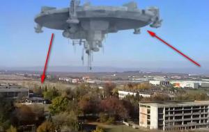 НЛО, което си кръжи над Бургас