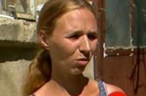 Това е самотната майка Анка на 29 години