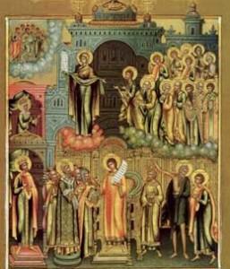 Честит празник на всички християни и на именниците!