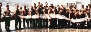 1996г. 23 метрова риба