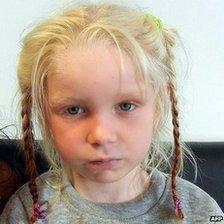 Последни новини около произхода на малкото русокосо ангелче Мария