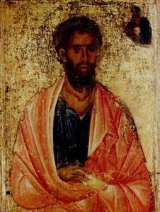 Св. ап. Яков, брат Господен, първият епископ на Йерусалим
