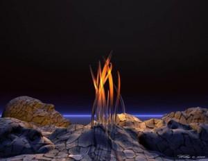 Тор и глина за Огъня