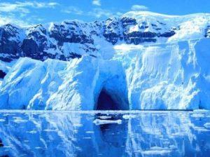 Otrkiga vulkan pod Antarktida