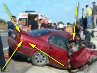 Поучителна история: Когато Господ пътува в багажника на колата!
