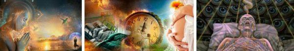 колко време след смъртта душата се преражда