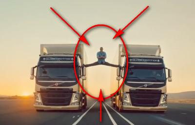 Жан-Клод разгада мистерията около геройския си шпагат между камионите!? (ВИДЕО)