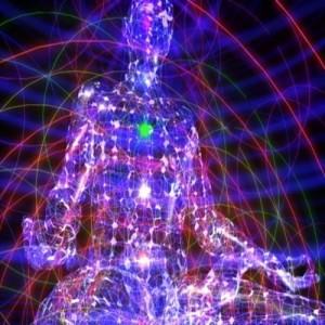 Молекулата на ДНК поглъща светлинните фотони и ги съхранява във вид на спирала