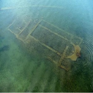 1500-годишна църква беше открита в турско езеро