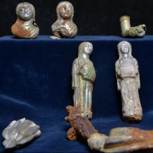 Откриха легендарното съкровище на Нибелунгите