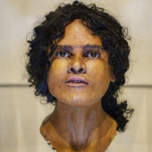 Възстановиха точния образ на африканка, живяла преди 1800 години в Римската империя