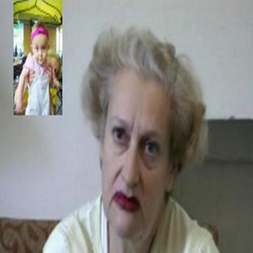 Вижте каква е съдбата на Красимира, родила на 62 години, и дъщеричката й Мари!