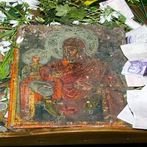 Богородица манастир икона