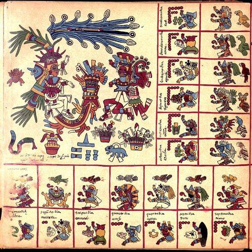 Гадания за бъдещето по метода на древните ацтеки