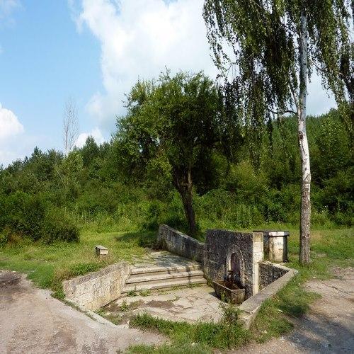 Места с лековита вода в България