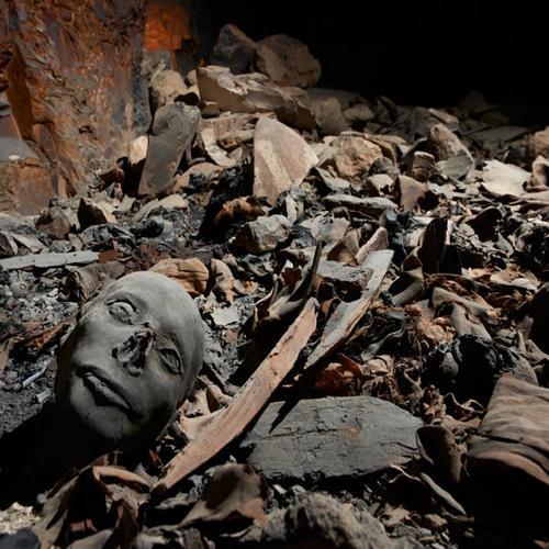 Уникално откритие беше направено в Долината на царете в Египет