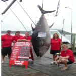 най-голямата риба Нова Зеландия