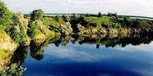 мастилено езеро