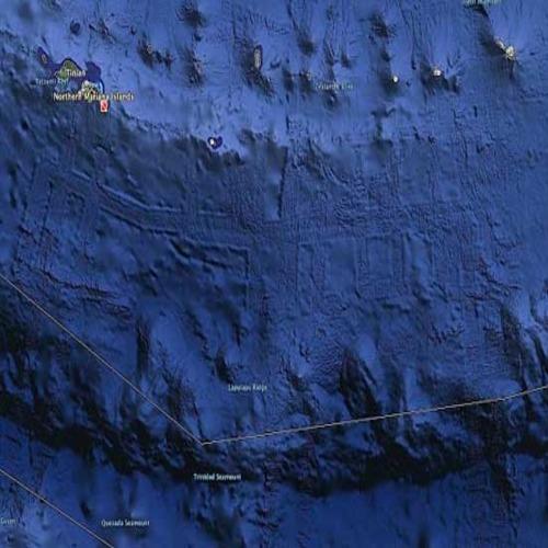 Мистериозна подводна база на НЛО откриха в Тихия океан?