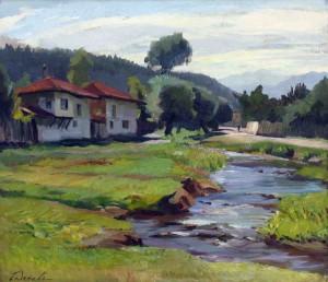Пейзаж от Самоков