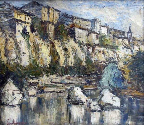 Пейзаж от Велико Търново