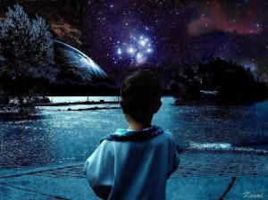Забележителните деца индиго имат силно развита интуиция