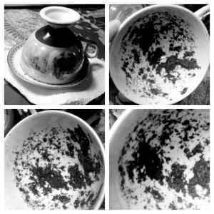 При гледане на кафе се тълкуват различни символи, които се оформят от утайката на кафето