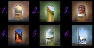 Лесен и бърз тест : само изберете една от шестте арки