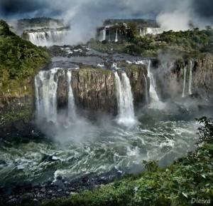 Водопадът Игуасу, Аржентина