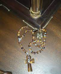 Талисман с египетски кръст