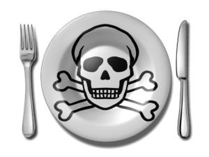 когато консумираме вредни храни, правим лоша услуга не само на тялото, но и на духа си