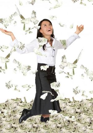 как да привлечем пари