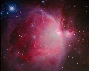 Мъглявина в съзвездието Орион