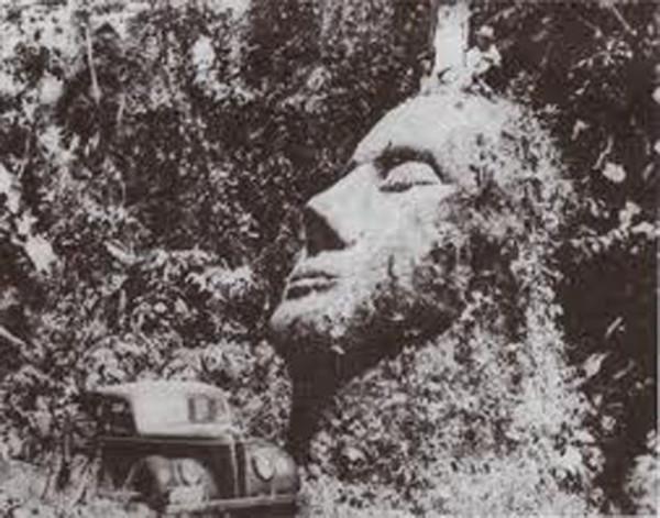Каменната глава е един от най-изумителните артефакти